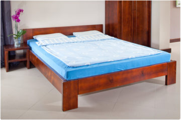 Łóżko Sosnowe KT