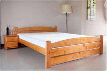 Łóżko Sosnowe T